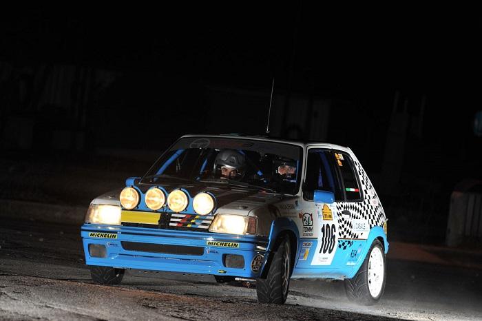 3° Rally Città di Adria: Mancin agguerrito più che mai.