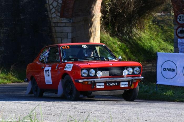 Il Trofeo Tosco Emiliano parte dal Vallate Aretine.