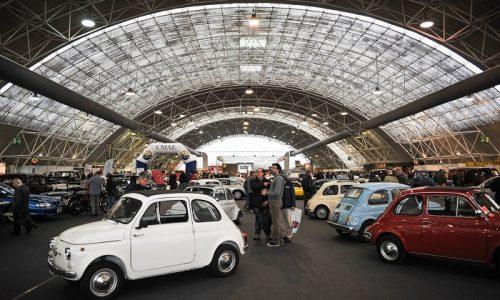 A Novegro weekend dedicato alla Automoto Collection