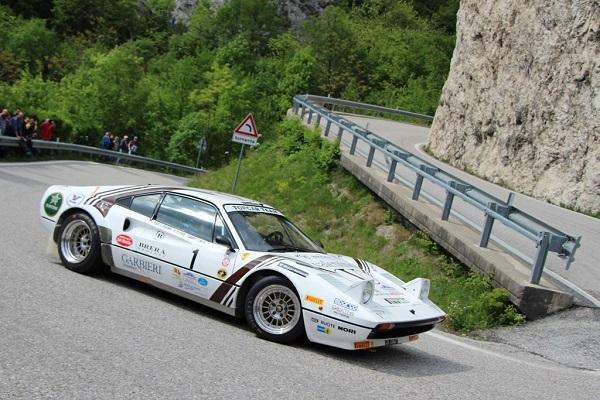 Presentato il 7° Valsugana Historic Rally.