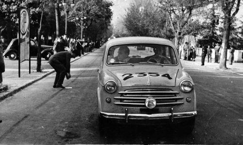 Mostra 1000Miglia. Il mito della velocità al Macof di Brescia.