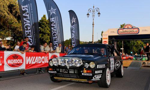 13° Rally Campagnolo: Lucky e Pons dominano.