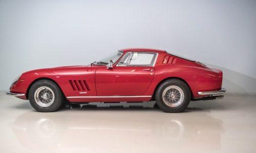 All' asta la prima Ferrari 275 GTB/4 prodotta.