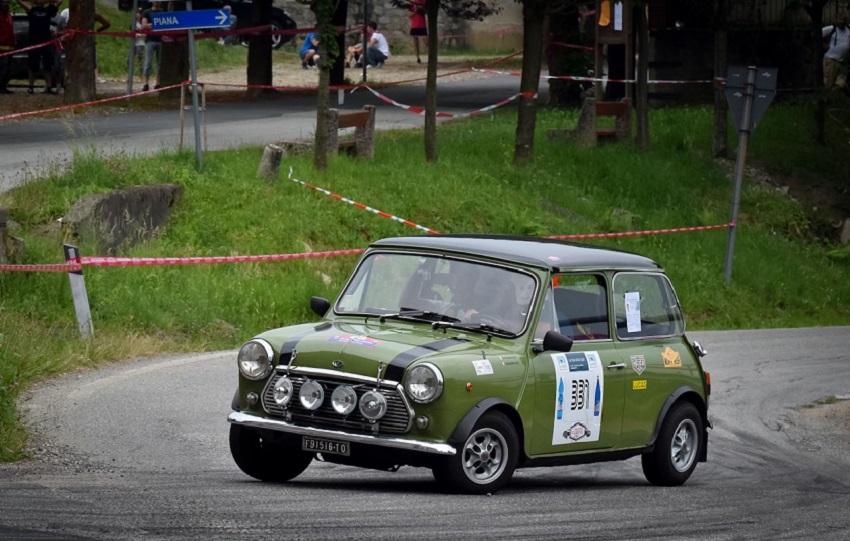Aprono le iscrizioni al 7° Rally Lana Storico