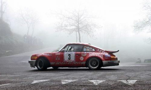 Varia il percorso del 13° Rally Campagnolo.