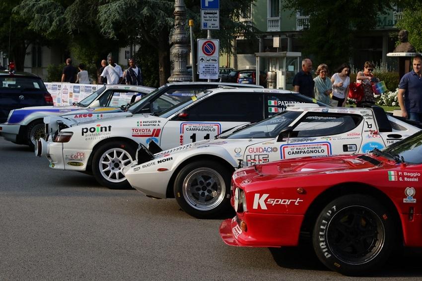 Il 13° Rally Campagnolo si presenta!