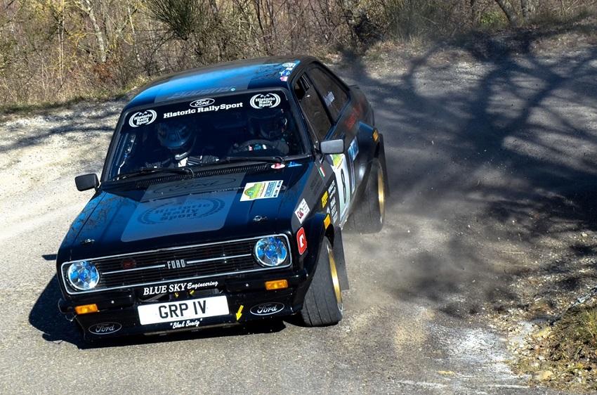 13° Rally Campagnolo: le prove e gli orari.