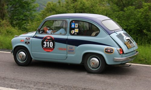 Fiat 600 da record: offerta da quasi 90mila euro in Olanda.