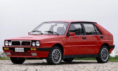 Lancia Delta Integrale, è ancora auto dei sogni per molti italiani.