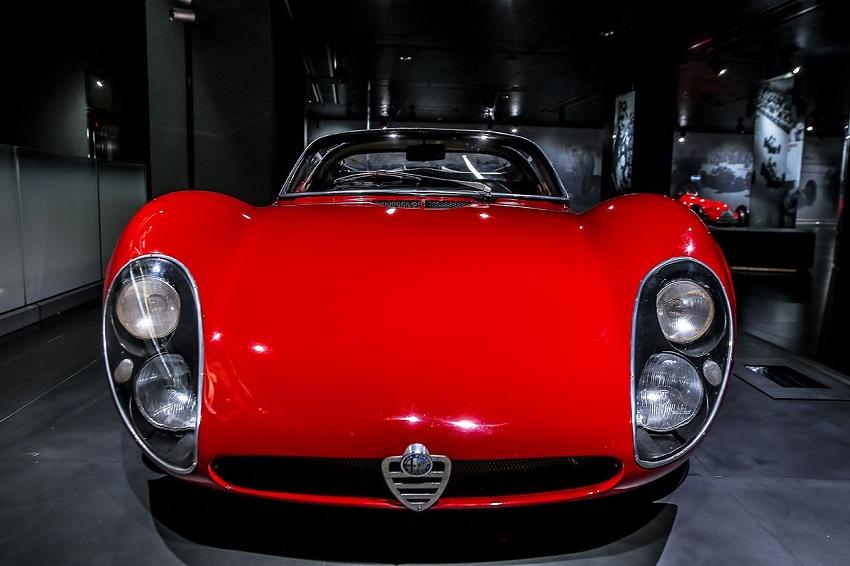 Alfa Romeo celebra i 50 anni della leggendaria 33 Stradale