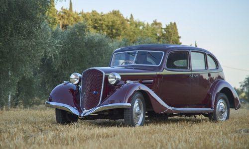 Pandolfini: la prima asta d'auto classiche e d'epoca italiana.