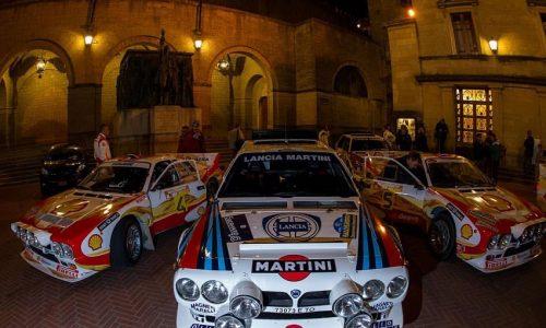 Rallylegend ad ottobre tutti a San Marino.