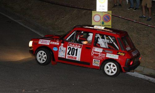 Trofeo A112 Abarth Yokohama: tris di Battistel al RAAB.