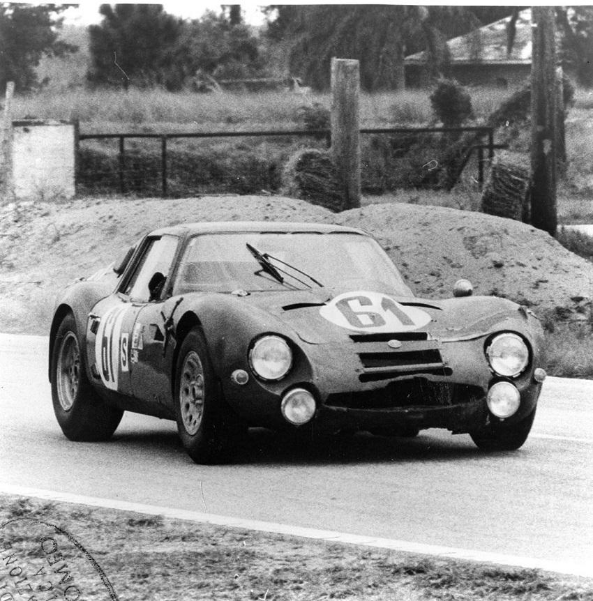 Due modelli storici di Alfa Romeo al Zoute Gran Prix 2017.