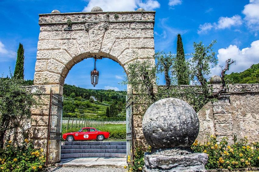 Ruote nella Storia: trittico di appuntamenti nei Borghi più Belli d'Italia
