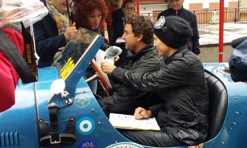 Una Bugatti fa suo il Città di Lumezzane 2017.