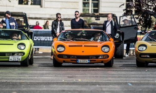 In Svizzera primo Concorso Eleganza 'Lamborghini & Design'