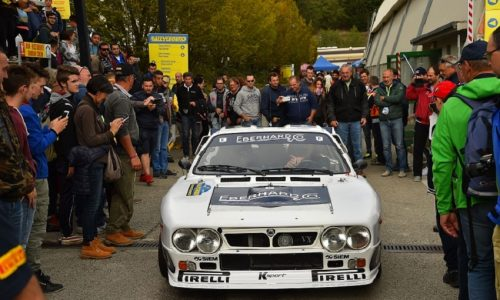Rallylegend l'appuntamento mondiale del mondo rally in quel di San Marino.