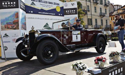 La 5^ Valli Biellesi – Oasi Zegna laurea i campioni Italiani 2017 del Cireas.
