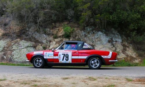Il Rally Due Valli Historic è la festa dei Campioni 2017.
