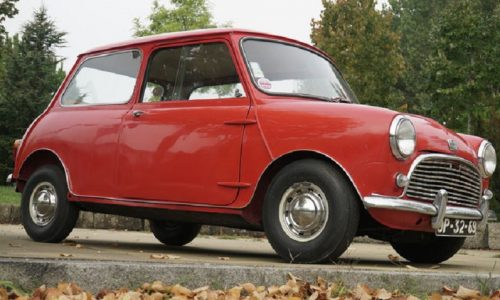 Mini Austin Seven del '59 all'asta su Catawiki