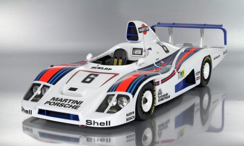 Modellino Porsche 936 -24Ore di Le Mans.