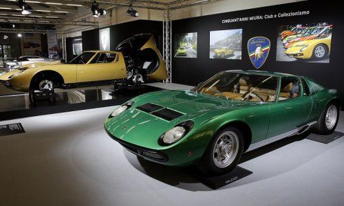 'Salone Auto e Moto d'Epoca 2017', la storia apre al futuro.