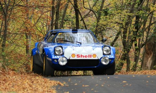 In 210 iscritti al 15° Revival Rally Club Valpantena 2017.