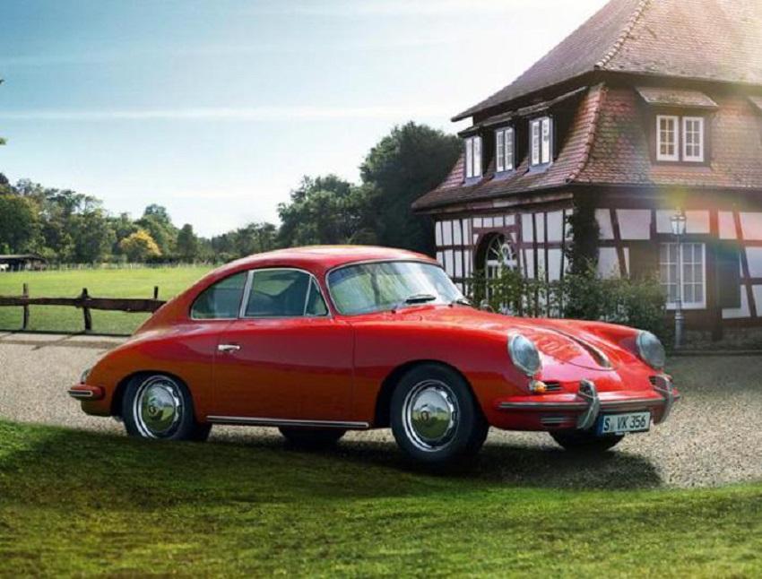 Dal 2018 antifurto che protegge le Porsche da collezione.