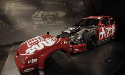 Un evento che svela le meraviglie meccaniche targate Alfa Romeo.