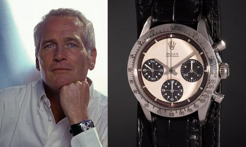 All'asta il Rolex Daytona di Paul Newman.