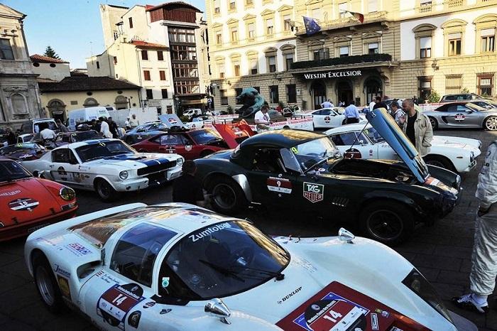 Octane Award 2017, come dire gli oscar del mondo delle auto d'epoca.