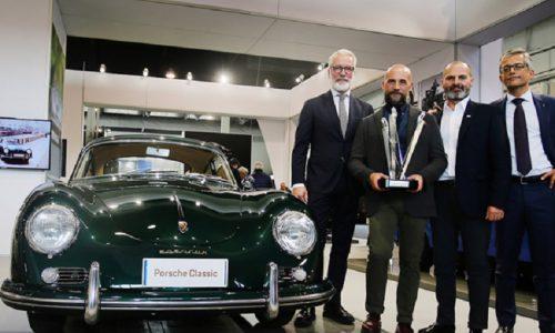 Il concorso di restauro di Porsche Italia.