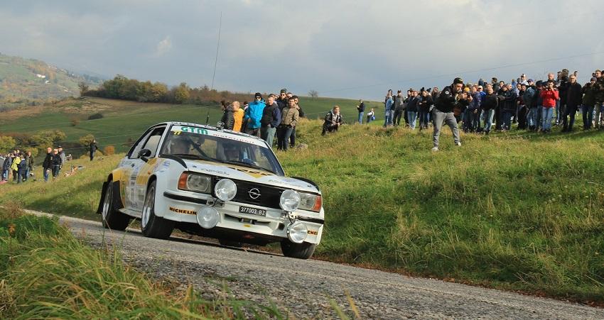 Il 15° Revival Rally Club Valpantena se lo aggiudicano Coghi-Coghi.