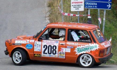 Le A112 Abarth del Trofeo protagoniste a Milano AutoClassica.