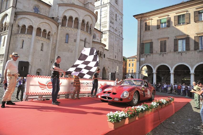 La Modena Cento Ore riceve l'Octane Award 2017 come rally dell'anno.