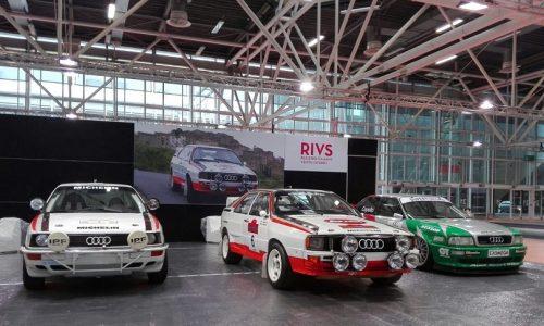 RIVS in Passione Classica Racing con il meglio del motorsport classico.