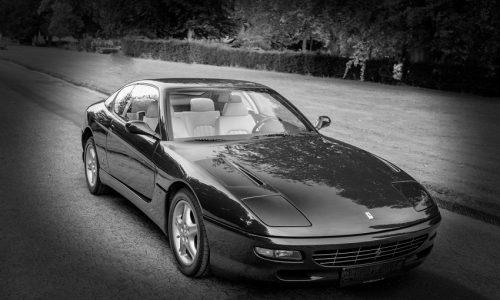 Ferrari 456 GT: il vero gran turismo degli anni novanta.