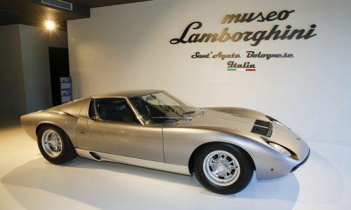 Lamborghini: record presenze al museo, 100mila nel 2017