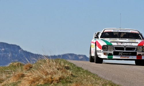 8° Valsugana Historic Rally: le prime notizie.