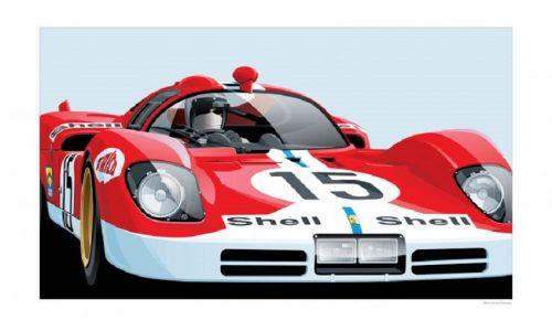 L'arte automobilistica di Arthur Schening.