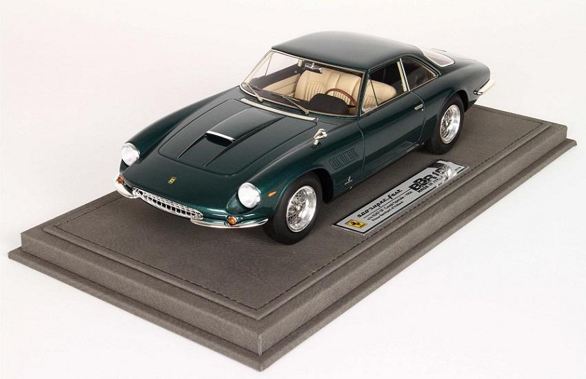 Modellino Ferrari 500 Superfast del Principe d'Olanda