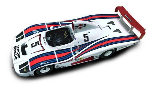 Modellino Porsche 936 che corse la 24H Le Mans del 1978.