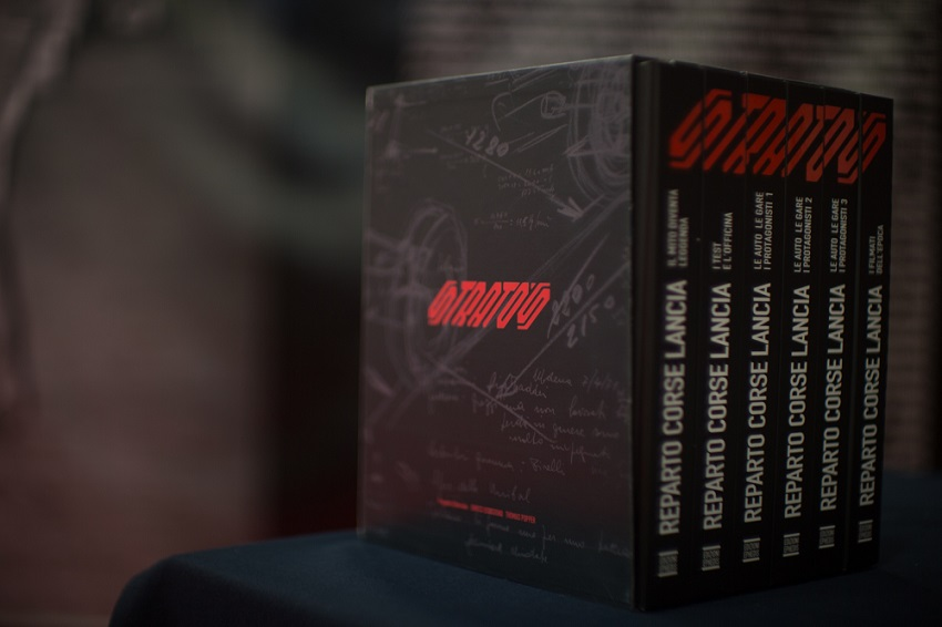 L'enciclopedia della Lancia Strato's