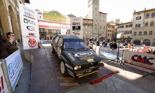 Rally Vallate Aretine: l'importante corsa nelle parole di Lucky Battistolli.