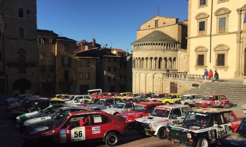Historic Rally Vallate Aretine 2018: presentata l'ottava edizione.