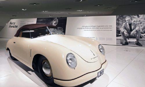 Porsche festeggia 70 anni di eccellenze nelle auto sportive