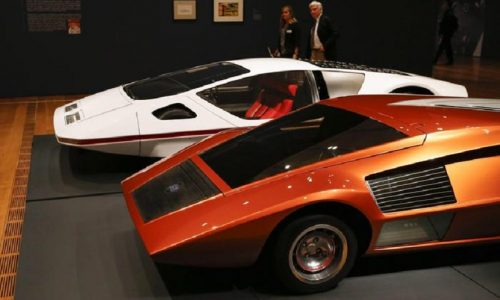 Presentato in India il volume 'The Bertone Collection'.