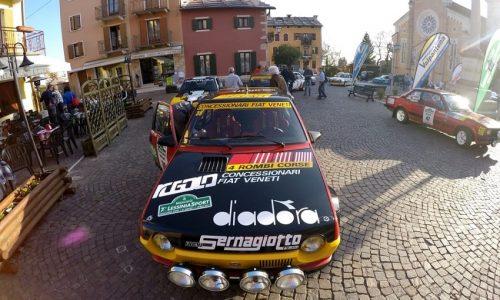Prima edizione la gara di regolarità Lessinia Classic