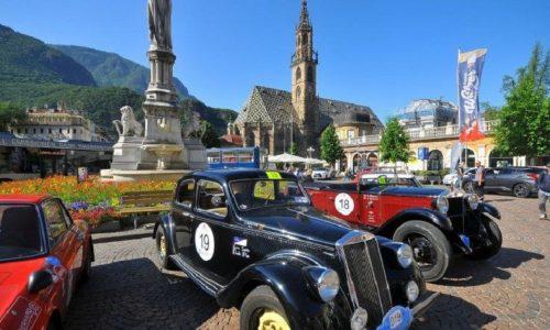 12° Mendola History e 7° EcoRally: tutti a Bolzano il 20-22 aprile!